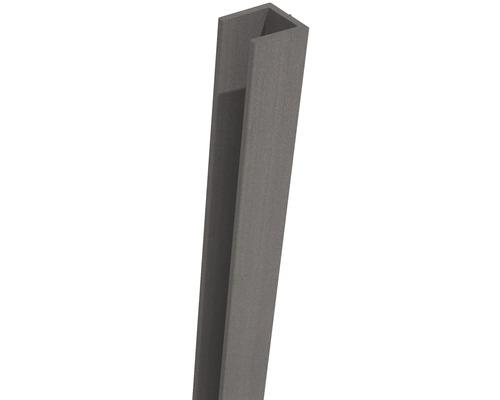 Cadru Sombra 27, 182 cm, gri