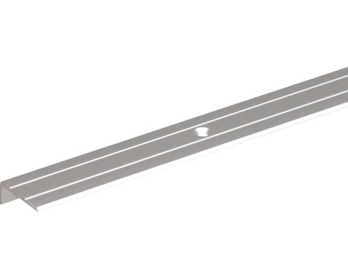 Profil scări 25x20 aluminiu 1m