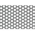 Tabla aluminiu perforata 2/4 mm