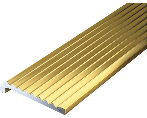 Profil terminal 25x6 aluminiu 2m