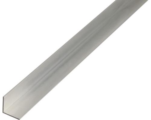 Cornier lat 10x10 mm 2m aluminiu eloxat