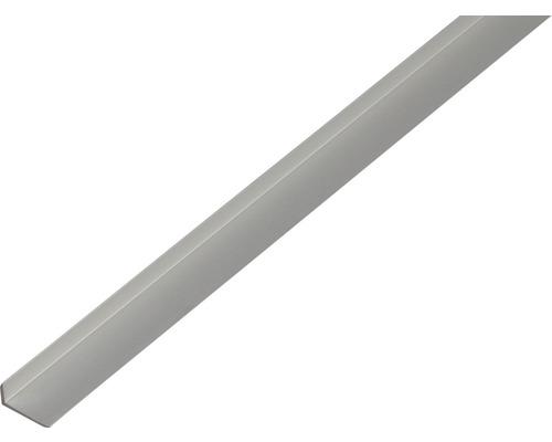 Profil de colt 14x10 mm 2m aluminiu eloxat