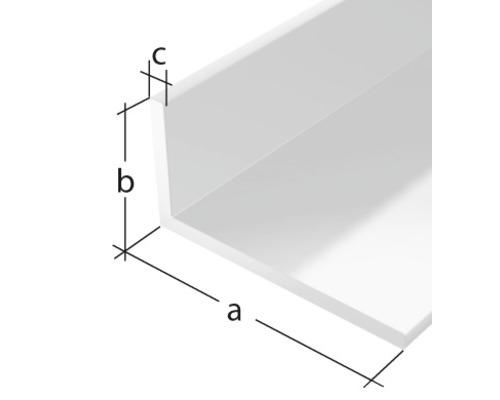 Cornier 20x10 mm PVC 1m negru