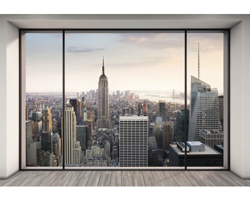 Fototapet hartie New York Penthouse 368x254 cm