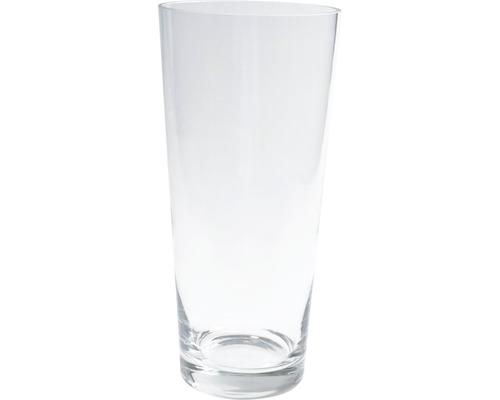 Vaza de flori, sticla, Ø 14 cm, transparent