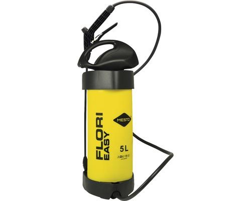 Pompa de stropit sub presiune, cu acumulator, Mesto Flori easy, 5 l