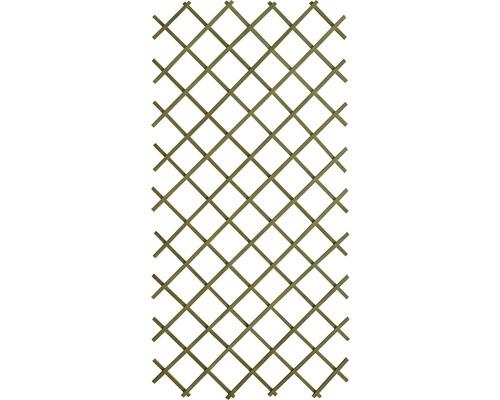 Spalier oblic, 90x180 cm, insurubat