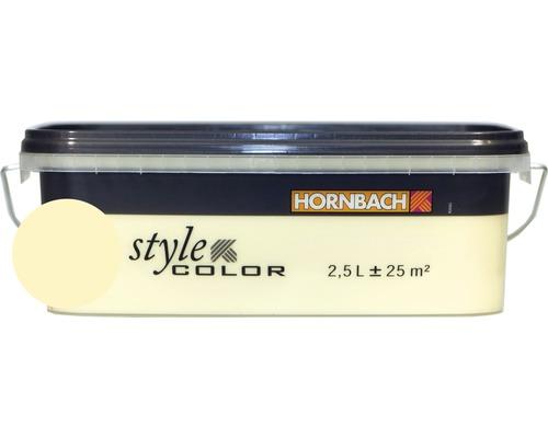 Vopsea lavabila creativa StyleColor vanilla 2,5 l