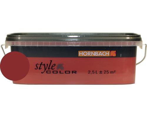 Vopsea lavabilă creativă StyleColor rouge 2,5 l