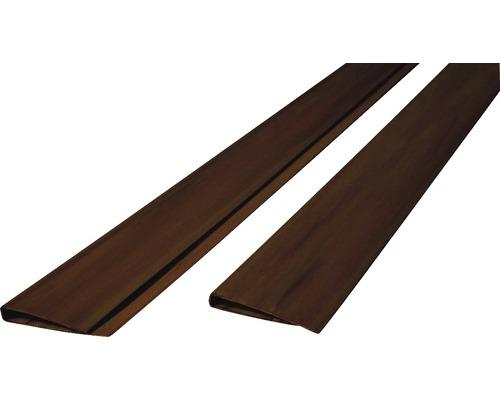 Profil U, din PVC, 200x4,5 cm, nuc