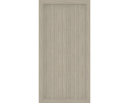 Element principal BasicLine tip A, 90 x 180 cm, Sheffield Oak