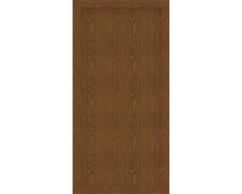 Element principal BasicLine tip A, 90 x 180 cm, golden oak