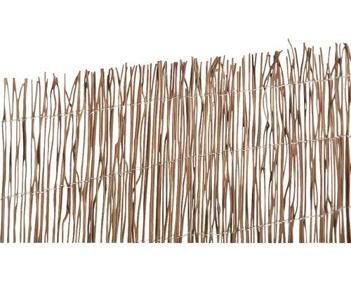 Paravan din feriga, 500 x 200 cm, natur