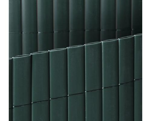 Paravan din PVC, 300 x 180 cm, verde