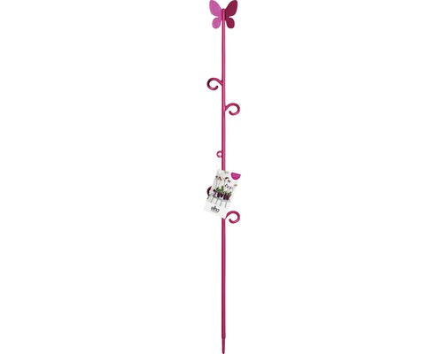 Tija pentru orhidee Butterfly, roz