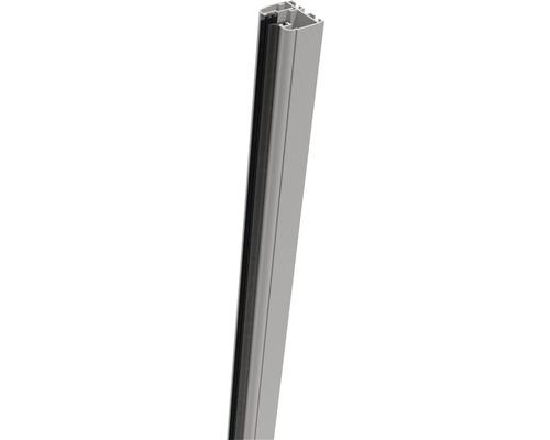 Sina de fixare Belfort 90x4x3,5 cm stanga, eloxat