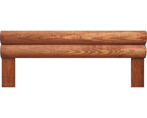 Bordura rasaduri, dreapta, 50x20 cm, natur