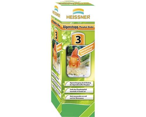 Solutie anti-alge cu legare fosfat Heissner, 500 ml