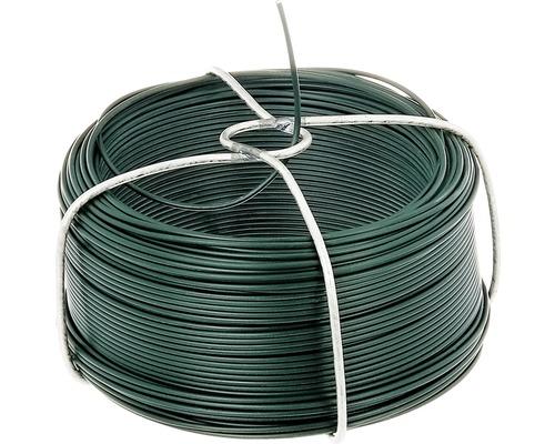 Bobina de sarma 1201 VZ GU, 1,2 mm/50 m, verde