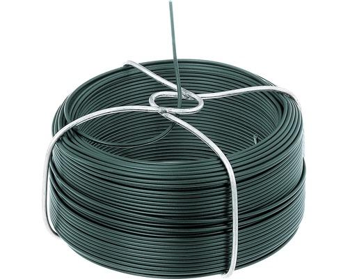 Bobina de sarma 1201 VZ GU, 1,4 mm/50 m, verde