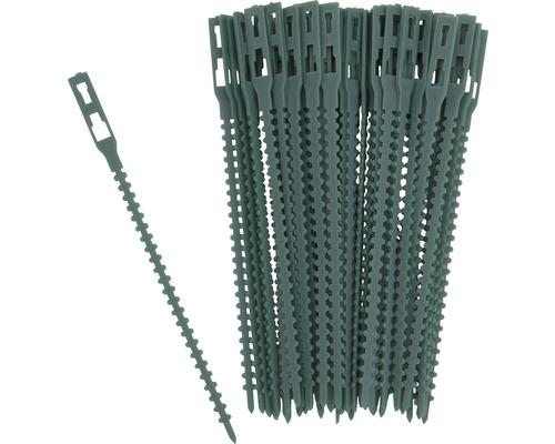 Colier pentru plante FloraSelf® 14 cm, 40 buc.