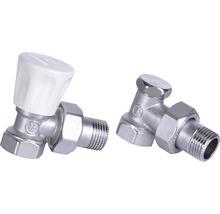 """Set robineți colțar (tur-retur) Giacomini 1/2"""""""
