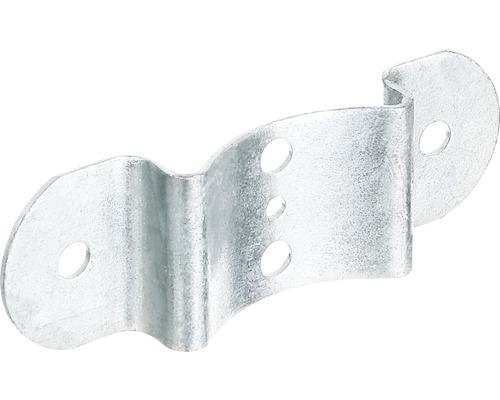 Profil riglă de gard pentru 80,40x121