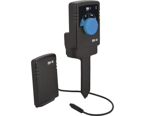 for_q Senzor de udare, conectare wireless la programatorul pentru irigatii