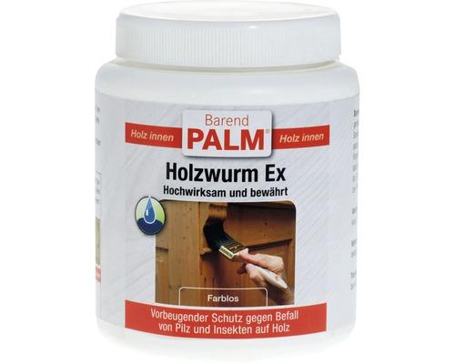Lazura cu protectie impotriva insectelor si ciupercilor Barend Palm incolora 750 ml