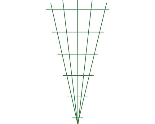 Spalier evantai, 75x150 cm, verde