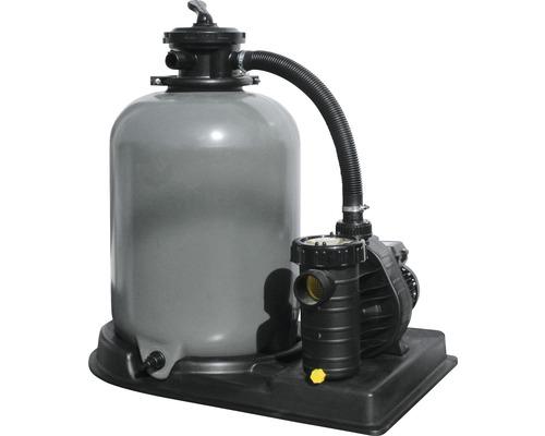 Instalație de filtrare cu nisip 8 mc/h