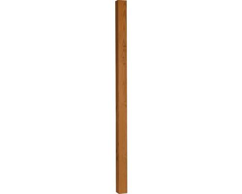 Stalp Konsta, 9x9x200 cm, brad Douglas