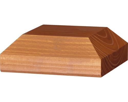 Capac stalp, 12x12 cm, brad Douglas