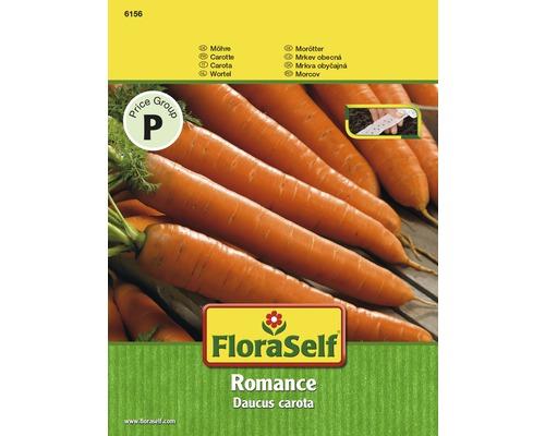 """FloraSelf seminte de morcovi """"Romance"""""""