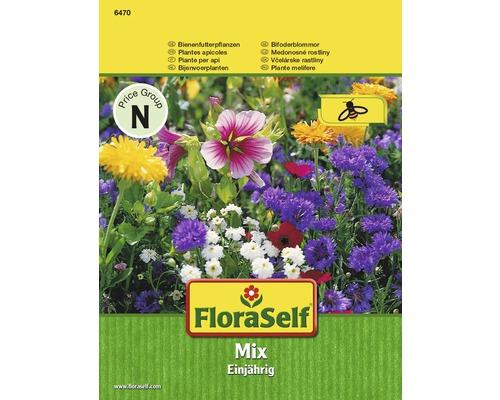 Mix seminte pentru flori FloraSelf plante sezoniere pentru albine