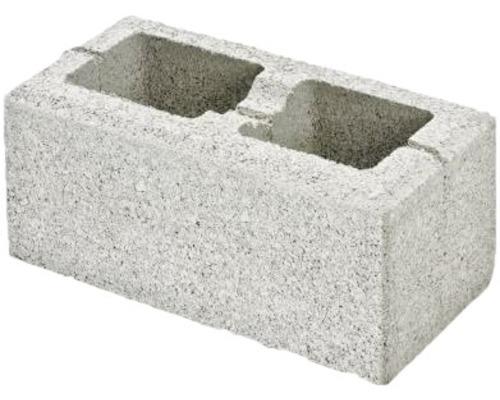 Bloc de zidarie Semmelrock Rivago pentru gard 40x20x16 cm gri