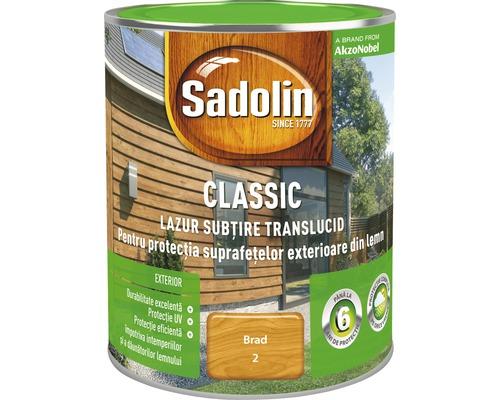 Lazura pentru lemn Sadolin Classic brad 0,75 l