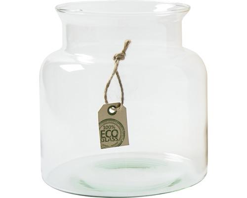 Vaza de flori, Nobles, Ø 19 cm, h 19 cm, transparenta