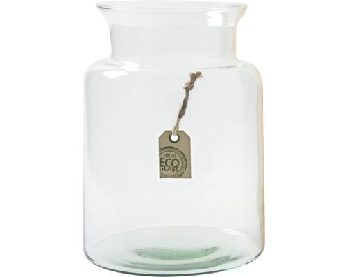 Vaza de flori, Nobles, Ø 19 cm, h 25 cm, transparenta