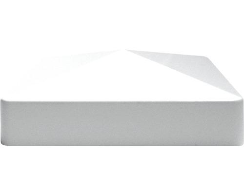 Capac stalp 8,7 x 8,7 cm, alb