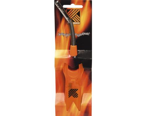 HORNBACH aprinzator, negru-portocaliu