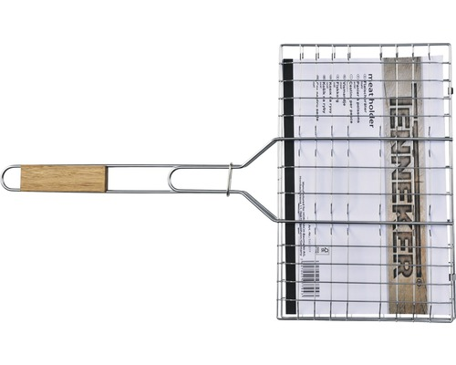 Gratar Tenneker® cu intoarcere, 95x36 cm, otel inoxidabil