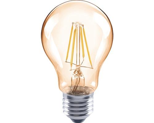 Bec vintage LED Flair E27 4W, glob A60, durată viață 15.000 h