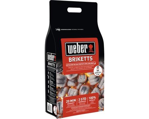 Bricheti Weber, 4 kg