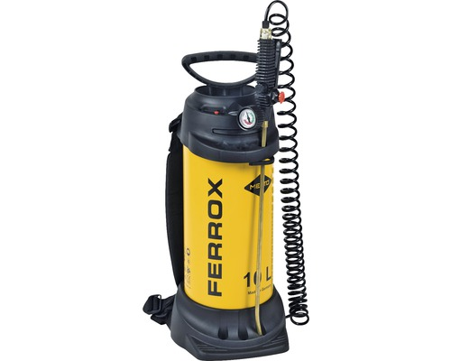 Pompa de stropit cu presiune Mesto Ferrox, 10 l