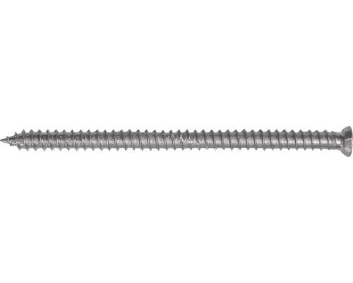 Suruburi montaj rame/tocuri Tox Window Pro 7,5x132 mm otel zincat, pentru tamplarie PVC, 100 bucati