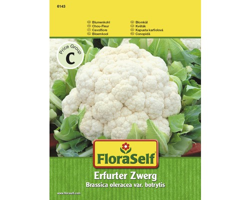 FloraSelf semințe de conopidă