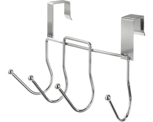 Suport universal pentru tacamuri 16x11x8 cm, otel inoxidabil, argintiu