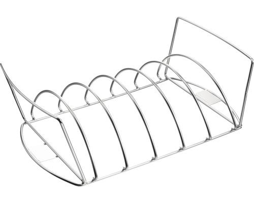 Suport Tenneker® pentru friptură şi coaste, oțel inoxidabil