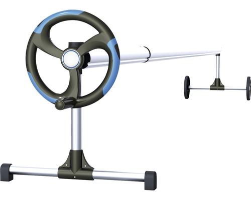 Dispozitiv rulare si derulare pentru prelate pentru piscina aluminiu 1,8-4,6 m